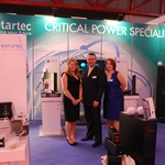 The Metartec Team at the Facilities Show Birmingham